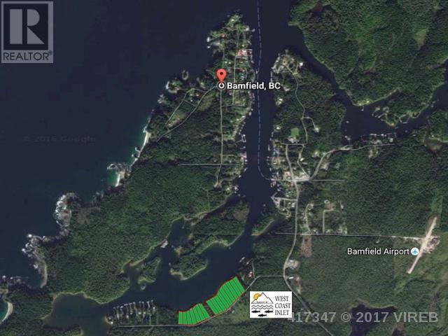 Lt 7 Bamfield S RoadBamfield, British Columbia  V0R 1L6 - Photo 2 - 417347