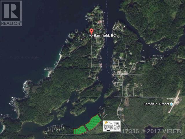 Lt 11 Bamfield S Road, Bamfield, British Columbia V0R 1L6 - Photo 2 - 417335