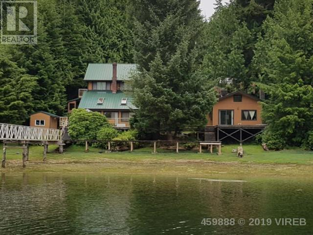 34 SOUTH BAMFIELD ROAD, bamfield, British Columbia