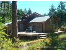 OBEN ROAD, lasqueti island, British Columbia